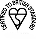 Certified to British Standards